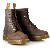 chaussures pas cher doc martens marron e
